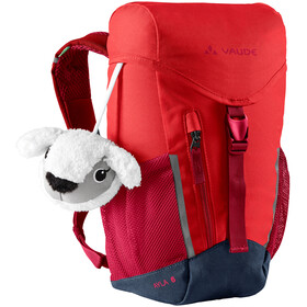 VAUDE Ayla 6 Backpack Kids, rojo